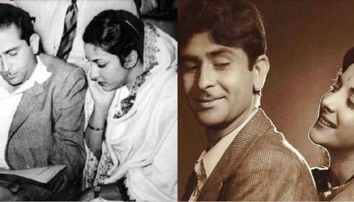 incomplete love story of raj kapoor and nargis know interesting facts in hindi