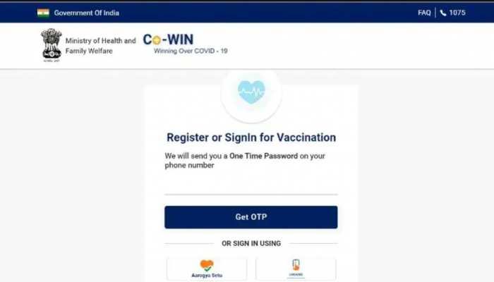 CoWin पर एक दिन में 1 करोड़ से ज्यादा रजिस्ट्रेशन, 1 मई से 18+ को लगेगी वैक्सीन