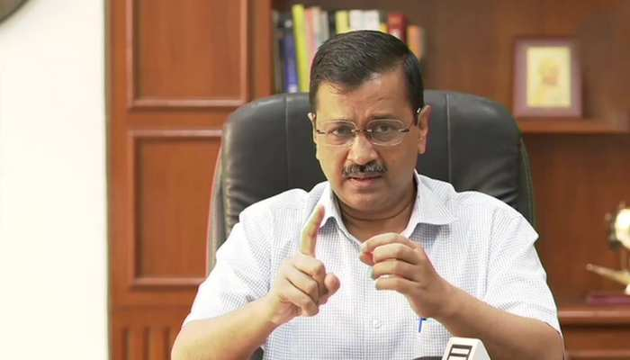 """As Phase 3 of COVID-19 vaccination is set to begin from Saturday, Delhi CM Arvind Kejriwal said """"Delhi has not received COVID-19 vaccines."""""""