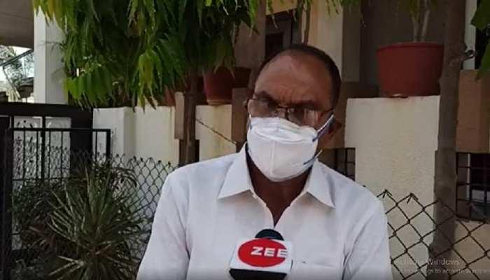 ऑक्सीजन की कमी पर हाहाकार, मंदसौर से भाजपा विधायक ने रतलाम जिला प्रशासन पर लगाए गंभीर आरोप, बोले- उनकी नीयत में खोट