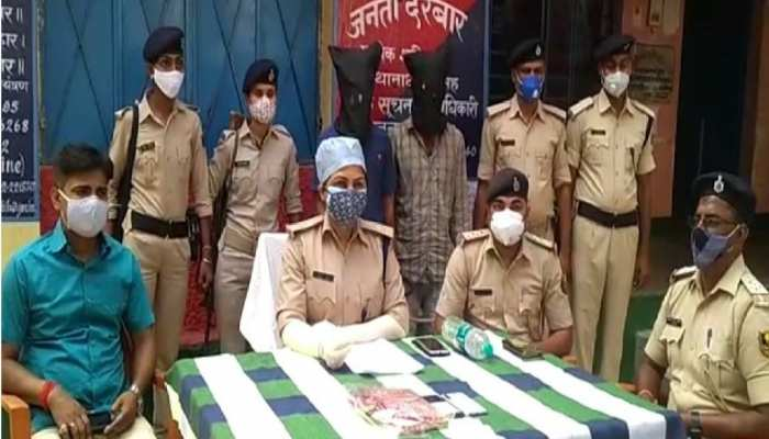 Madhubani: पुलिस ने सौरभ मेहता हत्याकांड का किया खुलासा, प्रेम-प्रसंग में हुआ था Murder