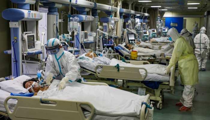 UP में कोविड अस्पतालों के लिए 'एक्शन प्लान', तत्काल 33 हजार बेड बढ़ाने के निर्देश