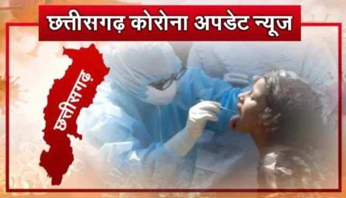 CG Corona Live Update: Positive होते आंकड़े, राजधानी रायपुर में घटे मरीज; संक्रमण दर 25.9 फीसदी