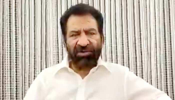 """""""दिल्ली के हालात बहुत खराब हैं, जल्द लगाया जाए राष्ट्रपति शासन""""- AAP विधायक शोएब इकबाल"""