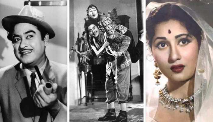 know how madhubala and kishore kumar childhood friend became husband wife
