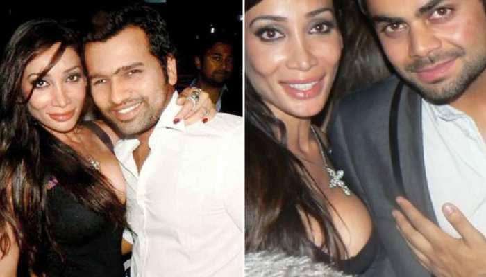Ritika Sajdeh से पहले ये एक्ट्रेस थी Rohit Sharma का प्यार, फिर Virat Kohli ने करवा दिया था ब्रेकअप
