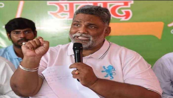 पप्पू यादव का तंज, कहा-बिहार सरकार को खोल लेना चाहिए श्मशान घाट