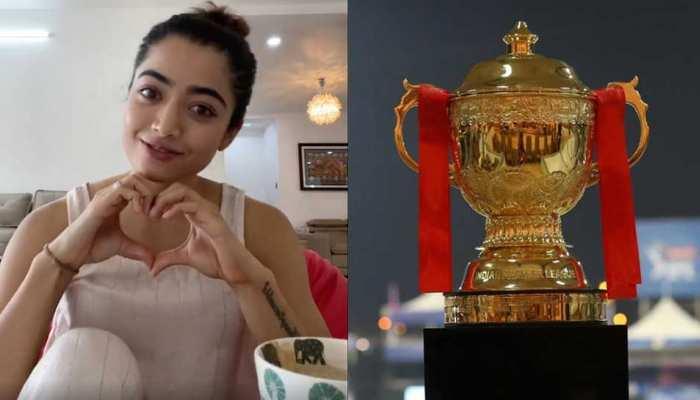 National Crush Rashmika Mandanna की फेवरेट IPL टीम कौन सी है? एक्ट्रेस ने इशारों-इशारों में दिया जवाब