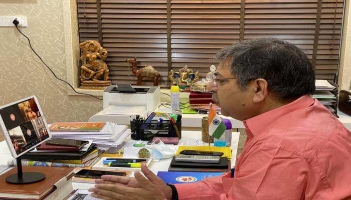 राज्यपाल को BJP ने भेजा ज्ञापन, कहा-कोरोना में चिकित्सा सुविधा को लेकर योजना तैयार करे सरकार
