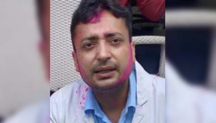 Delhi: कोरोना मरीजों का इलाज कर रहे Dr. Vivek Rai ने किया Suicide, सुसाइड नोट में लिखी ये बात