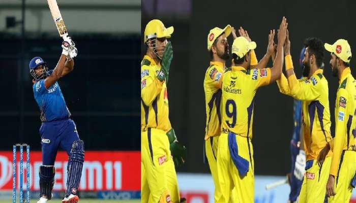 MI vs CSK: पोलार्ड के तूफान में उड़ी चेन्नई, मुंबई को मिली ऐतिहासिक जीत