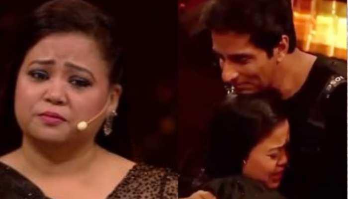 सोनू सूद के सामने फूट-फूटकर रो पड़ीं भारती सिंह? बताया- चाहकर भी अब क्यों नहीं बनना चाहतीं मां