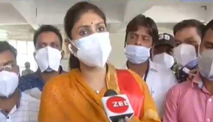 Rajsamand में फिर खिला कमल, Kiran Maheshwari की बेटी Dipti जीती