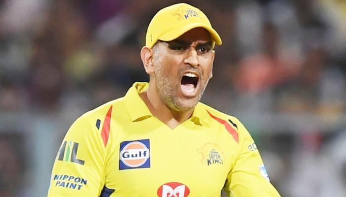 IPL: हार के बाद अपनी ही टीम के खिलाड़ियों पर भड़के MS Dhoni, घटिया फील्डिंग पर दिया ये रिएक्शन