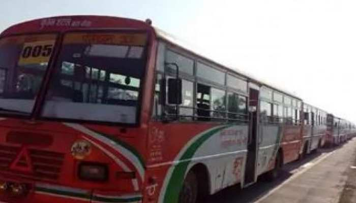 कोरोना संक्रमण रोकने के लिए उत्तर प्रदेश सरकार का फैसला, 15 दिन राज्य के बाहर नहीं जाएंगी परिवहन निगम की बसें