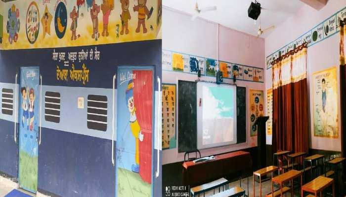 ਪੰਜਾਬ ਦੇ 13 ਹਜ਼ਾਰ ਦੇ ਕਰੀਬ ਸਰਕਾਰੀ ਸਕੂਲਾਂ ਨੇ ਸਮਾਰਟ ਸਕੂਲਾਂ ਦਾ ਰੂਪ ਧਾਰਿਆ - ਪੰਜਾਬ ਸਰਕਾਰ ਦਾ ਦਾਅਵਾ