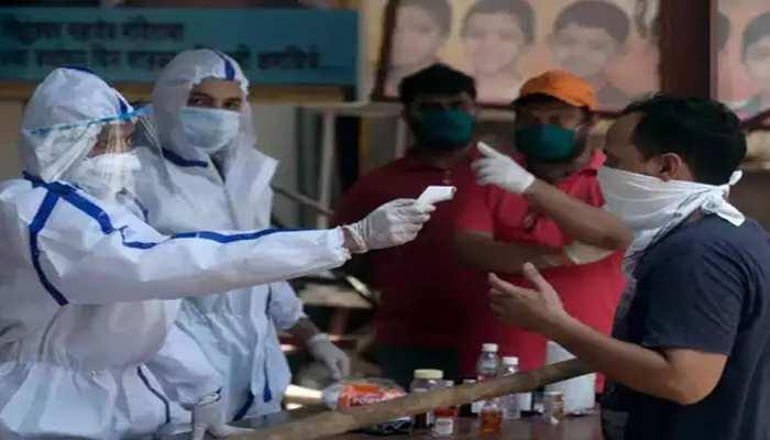 यूपी कोरोना अपडेट: कोरोना संक्रमितों की घट रही संख्या, पिछले 24 घंटे में 29192 नए केस, 288 की मौत