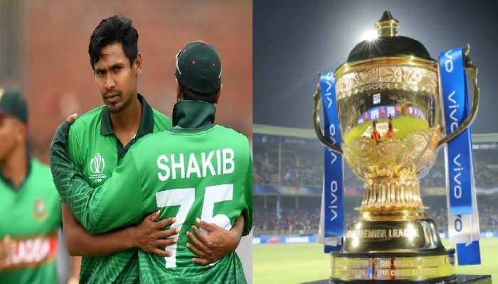 बढ़ता जा रहा है IPL पर संकट, नाम वापस लेने की तैयारी में बांग्लादेशी खिलाड़ी