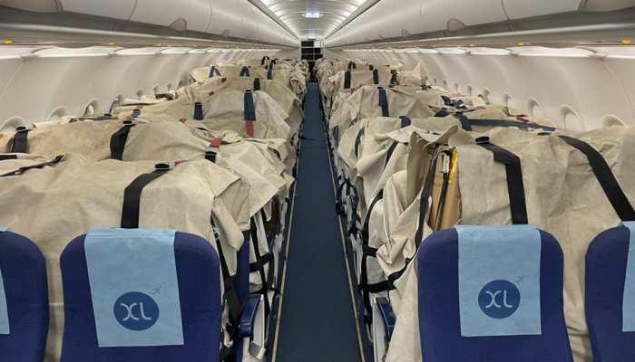 इन पांच देशों से 2,717 ऑक्सीजन कंसंट्रेटर लेकर भारत पहुंचे इंडिगो के विमान