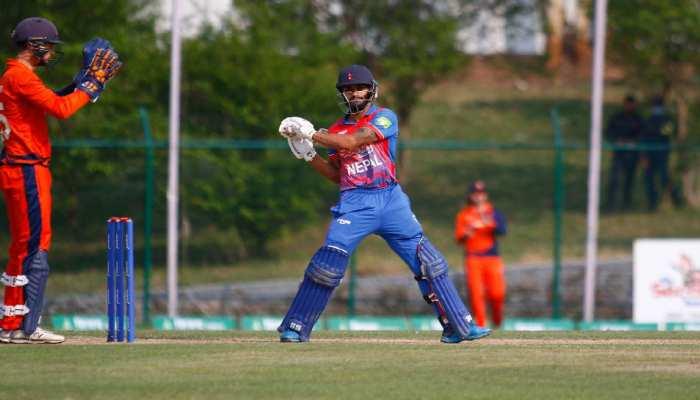 Nepal के खिलाड़ी Kushal Bhurtel का कमाल, ICC के इस बड़े अवॉर्ड के लिए दिग्गजों को देंगे टक्कर
