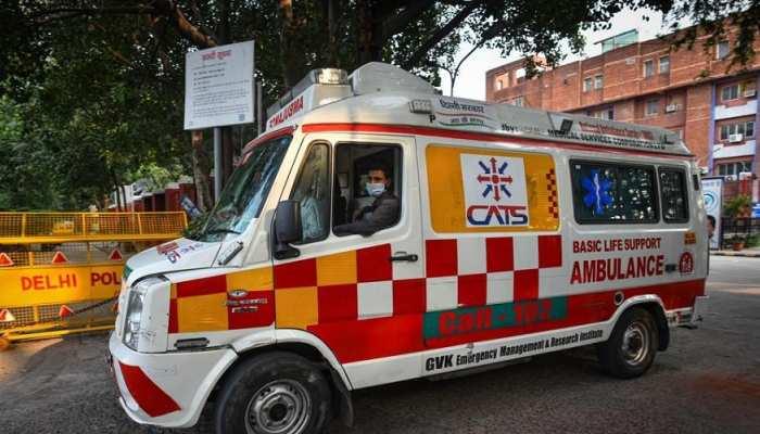 दिल्ली सरकार ने लगाई एम्बुलेन्स मालिकों की मनमर्जी पर रोक, फिक्स किया अधिकतम किराया