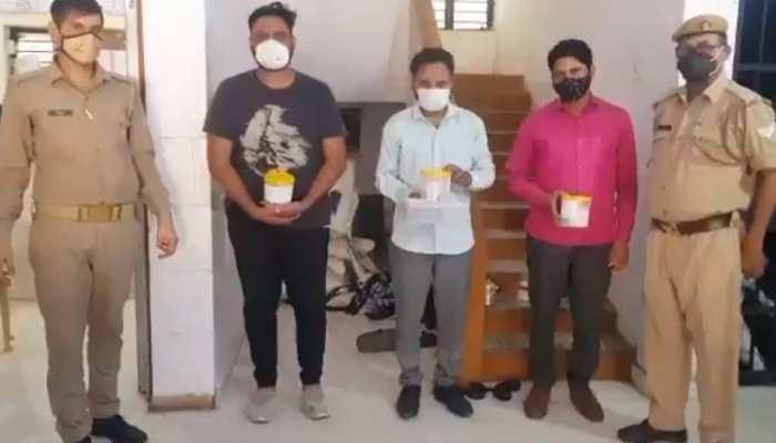 37000 रुपये में बेचते थे Remdesivir का एक इंजेक्शन, कालाबाजारी करते 3 गिरफ्तार