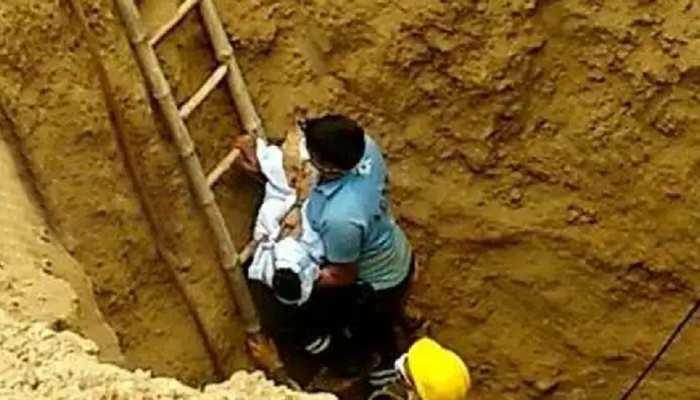 Jalore: 90 फीट गहरे बोरवेल में गिरा 4 साल का मासूम, रेस्क्यू में जुटी SDRF