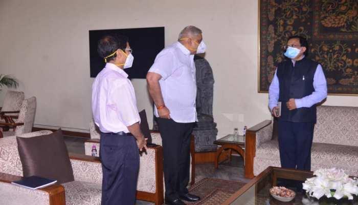 Violence In Bengal: MHA की टीम ने गवर्नर से की मुलाकात,  हिंसा का जायज़ा ले रही है ये टीम
