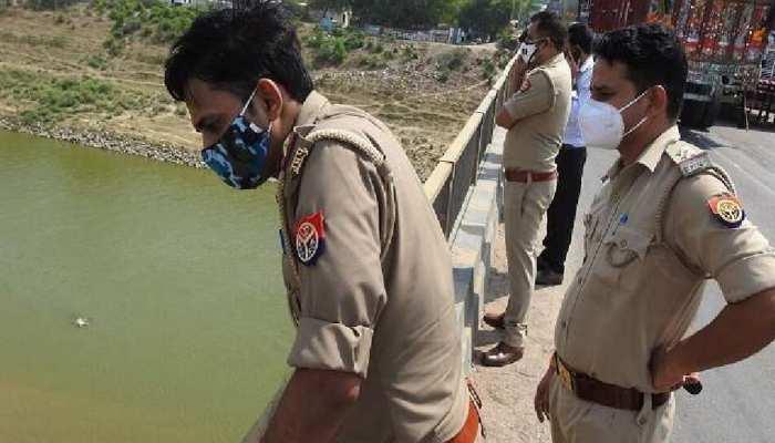 Hamirpur: यमुना नदी में बहकर आ रहे हैं शव, कोरोना संक्रमण को लेकर मचा हड़कंप