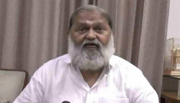 हरियाणा के गृहमंत्री का बड़ा बयान - देश की ऑक्सीजन सप्लाई और रखरखाव का जिम्मा सेना या मिलिट्री फोर्स को दिया जाए
