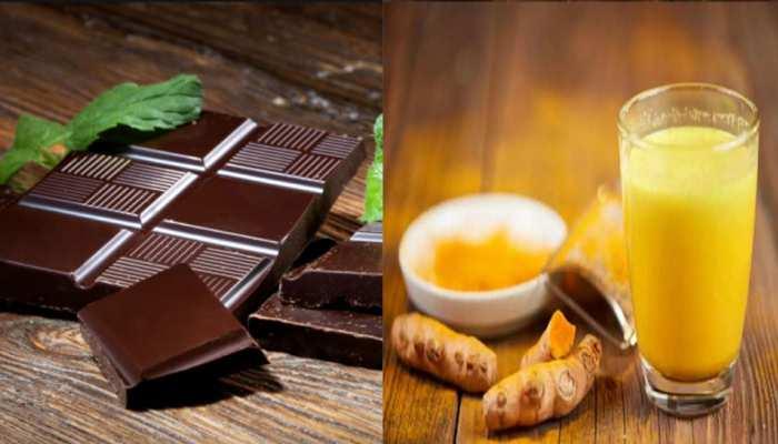 Immunity Boosting Foods: चॉकलेट और हल्दी वाला दूध पीने से बढ़ेगी इम्यूनिटी, बस रखना होगा इतना ध्यान