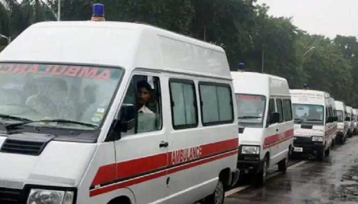 बंगले में खड़ी 38 एंबुलेंस को लेकर घिरे BJP MP राजीव प्रताप रूडी, पप्पू यादव के आरोपों पर दी सफाई