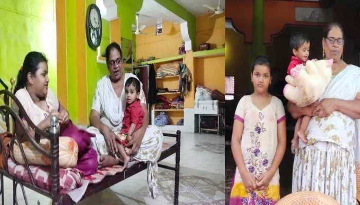 Mother's Day Special : दो बेटियों की मां बन गयी किन्नर, जानिए क्यों उठाया ऐसा कदम
