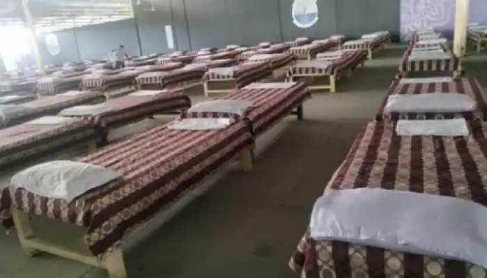 पटना: 8 कोविड सेंटर में सैकड़ों बेड खाली, मरीजों को नहीं किया जा रहा है भर्ती, ये है वजह