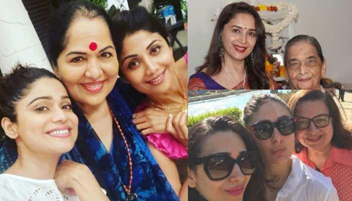 Mother's Day 2021: Madhuri Dixit से लेकर Ananya Panday तक सेलेब्स बोले- 'मां तुझे सलाम'
