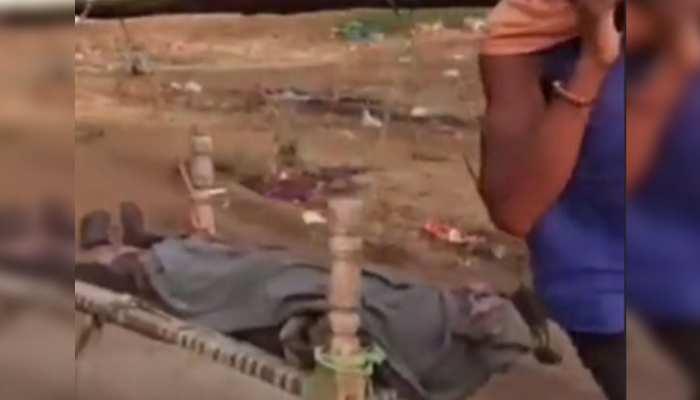 शर्मसार करने वाली हकीकत: जब नहीं मिली एंबुलेंस, खाट पर 25 किमी तक बेटी के शव को लेकर पहुंचा पिता