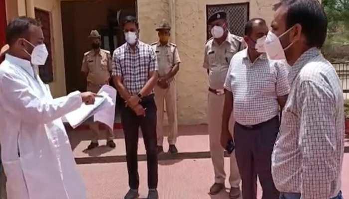Sirohi: MLA संयम लोढ़ा ने जेल का किया दौरा, कहा-संक्रमित कैदियों को हो बेहतर इलाज