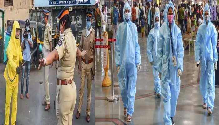 कोरोना का कहर: महाराष्ट्र से अच्छी खबर, संक्रमितों की बढ़ती संख्या के बीच मृत्यु दर में आई गिरावट