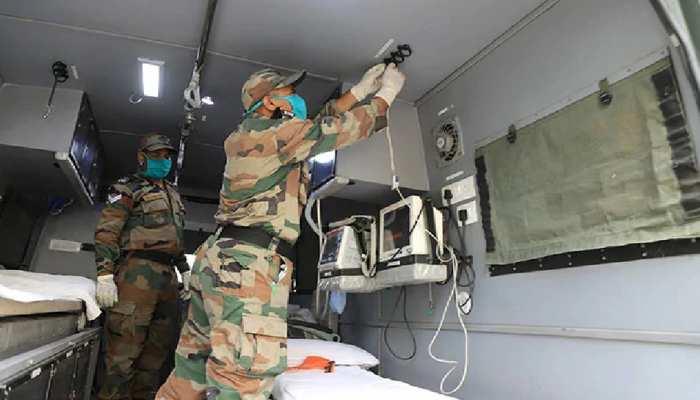 Covid-19 Pandemic से निपटने 400 सेवानिवृत्त मिलिट्री डॉक्टर की भर्ती करेंगी Forces