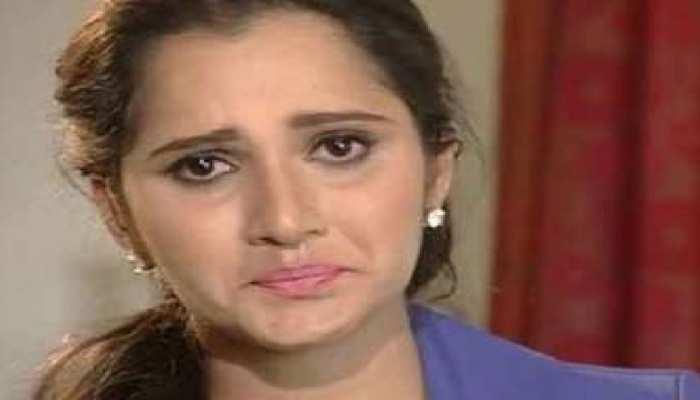 टेनिस स्टार Sania Mirza ने खोला 13 साल पुराना राज, इस वजह से रोती थीं खूब