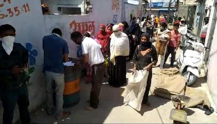 Rajasthan : ले सकेंगे हक का अनाज, राशन दुकानों पर सुबह-शाम 25-25 लाभार्थियों मिलेगा गेहूं