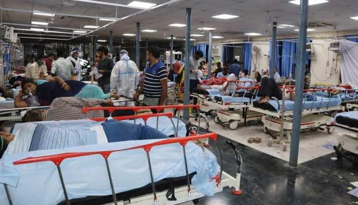 दिल्ली में नए मरीजों की संख्या में आई गिरावट, नहीं कम हो रहा मौतों का आंकड़ा
