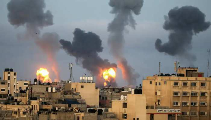 Philistine और Israel में आर-पार की जंग, Hamas ने एक दिन में दागे 130 Rocket, भारतीय महिला की मौत