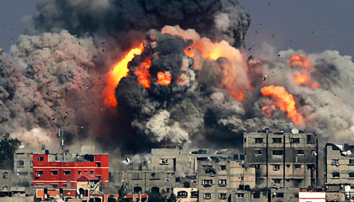 इजराइल, हमास के बीच तेज हुई लड़ाई, नेतन्याहू ने कहा लंबा चल सकता है संघर्ष