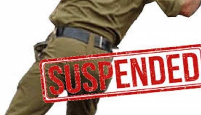 आजमगढ़: शराब माफियाओं पर कार्रवाई नहीं करना पड़ा 4 पुलिसकर्मियों को भारी, एसओ समेत 4 सस्पेंड