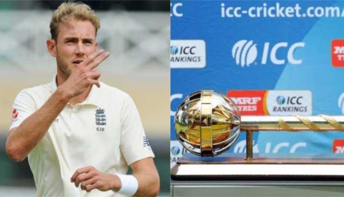 England के Stuart Broad ने रोया रोना, ICC के इस बड़े टूर्नामेंट को बताया बकवास