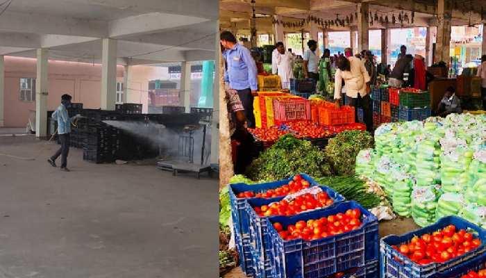 Jaipur : 2 दिन बंद रहेगी मुहाना मंडी, बड़ी संख्या में कारोबारी संक्रमित