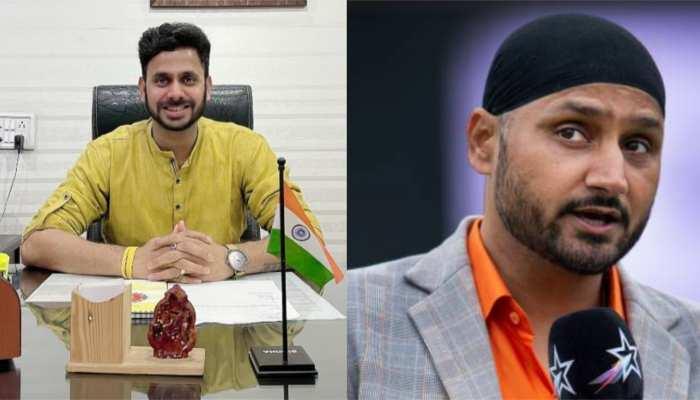Manoj Tiwary को WISH करने के चक्कर में Harbhajan Singh ने लिख दी ऐसी कड़वी बात, हो गया विवाद