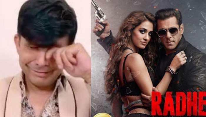 Salman Khan की 'Radhe: Your Most Wanted Bhai' का रिव्यू करके बुरे फंसे KRK, लोगों ने लगाई क्लास