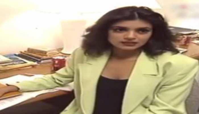 सुष्मिता सेन की 27 साल पुरानी वीडियो ने धड़काया फैंस का दिल, UN में भाषण की तैयारी करती दिख रहीं Diva